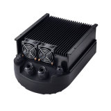 SAJ 4KW 5HP Wechselstrom-Pumpen-Laufwerk IP-65 für Wechselstrom-Wasser-Pumpen-Verbrauch mit der Landwirtschaft von Bewässerung-Funktion