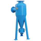 Ciclón hidráulico Desander de la irrigación para el agua subterránea