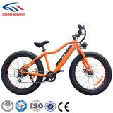 دراجة كهربائيّة سمين مع [س]
