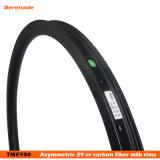 29 оправ углерода MTB колес Bike горы несимметричных
