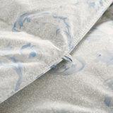 Гусыни утки цветок печати постельных принадлежностей одеяла вниз китайский