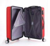 Классицистический багаж пленки конструкции ABS+PC, чемодан Китая красный перемещая (XHP089)