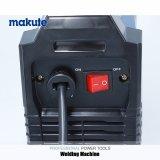 Machine van het Lassen van de Vlek van de Boog van mig van de Laser van Makute de draagbare Plastic Automatische