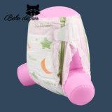 中国の赤ん坊のおむつの製造業者からの使い捨て可能で眠く明るい赤ん坊のおむつ