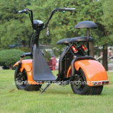 Leistungsfähiges Grün Electric Roller mit 01 - 60V 1500watt schwanzloser Motor