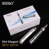 Cig portatile del vaporizzatore E di EGO del kit del vaporizzatore di Seego di disegno elegante futuristico
