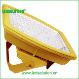 Luz antiexplosiva ahuecada de la luz LED de la gasolinera del LED para la iluminación al aire libre de interior