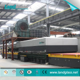 Vidro liso de Luoyang Landglass que modera a maquinaria da fornalha