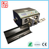 Automatischer Hochgeschwindigkeitskabel-Draht-Verdrahtungs-Ausschnitt-Abisoliermaschine