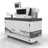 Машина знака письма канала эпоксидной смолы СИД смолаы освещения CNC 3D высокой точности сертификата Ce