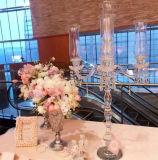 عرس بلّوريّة طاولة جزء أساسيّ نوع ذهب زهرة حامل قفص عرس جزء أساسيّ [كندلهولدر], عرس زخرفة