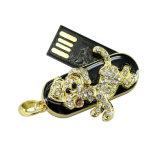 Pen Drive mais barato 16GB Crystal Dog Flash Memory Stick USB