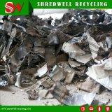 폐기물 금속 또는 철 또는 강철 또는 주석 또는 배럴 또는 드럼 분쇄를 위한 강력한 작은 조각 차 쇄석기