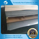 410 plaque de feuille d'acier inoxydable de 2b Hr/Cr pour la pièce d'auto