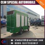Veículo de sucção de esgotos de águas residuais dos veículos de sucção da máquina de tratamento de esgotos