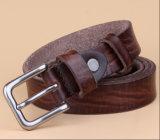 La mode Vintage réel 100% de ceinture en cuir véritable de la courroie de la femme en cuir de vache