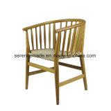 Meubles de salle à manger moderne solide chaise de salle à manger en bois de frêne