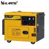 3 КВА бесшумный тип дизельный двигатель мощность генераторной установки цены (DG3500SE)