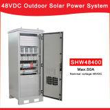 48VDC電気通信の基礎端末Shw48400のための防水太陽DC電源システム