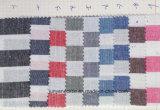 Coton rayé/tissu de cravate tissé par toile