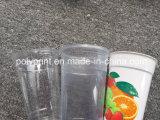Пэт чашку старбак бумагоделательной машины (PPTF-70)