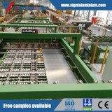 Aluminium-Platte/Blatt des Tausendstel-Ende-5083 für Becken-Querstreifen/Behälter