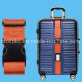Ремешок, чемодан Strapwith багажа весом пряжку, пароль, плечевой лямки ремня безопасности Tsa Выборочная блокировка замка ремня безопасности, индивидуального логотипа строп предохранительного пояса ремень