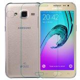 Protezione spessa 0.33mm trasparente di vetro Tempered dell'Anti-Impronta digitale per Samsung J2