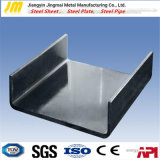 U-Typ galvanisiertes Stahlprofil des Röhrenstahl-Profil-Kanal-U Kapitel