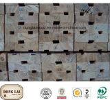 防水旧式な中国の木の窓枠のOEMの最もよい価格