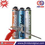 Matériau de construction Gelid haute performance de la température de la mousse de polyuréthane