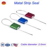 A manufatura de China personaliza o selo do cabo de fio da alta qualidade