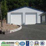 Stahlkonstruktion-Garage vor ausführen
