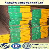 O trabalho quente morre o aço com melhor qualidade 1.2344/H13/SKD61