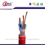 Fabriqué en Chine Le câble d'alarme incendie 2X2.5MM2