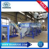 Wasmachine van de Machine van de Plastic Film van het afval de Verpletterende op Verkoop