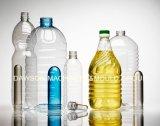 Wannen-halbautomatische Flasche, welche die Gestaltung/Formteil-Maschine durchbrennt