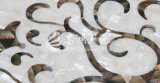 Talla de la madre del mosaico 2017 del shell del material de construcción de Preal