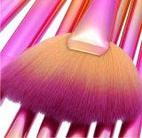 9pcs azul brillante Eyeshadow Sirena juegos de pincel de maquillaje