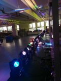1X10W 4X10W RGBW 4in1 doppeltes mit Seiten versehenes LED bewegliches Hauptlicht