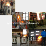 Tilting Rotary Furnace Bronze Induction Melting Furnace