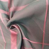 Telas controladas grandes de moda del telar jacquar
