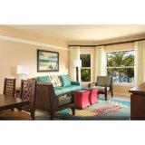 3つか4つの星のホテルのための新しい別荘の寝室の家具の組は使用した(ST008)