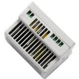 bloc d'alimentation à sortie unique de longeron de C.C DIN à C.A. 24V de l'entrée 220V du petit volume 60W