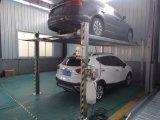 Elevatore idraulico di parcheggio dell'automobile delle quattro colonne da vendere