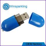 Bastone di memoria del USB del bastone del USB dell'azzurro più poco costoso