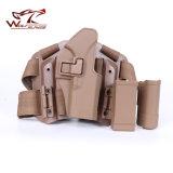 Glock 17 권총휴대 주머니 전자총 권총휴대 주머니를 위한 1개의 전술상 하락 다리 권총휴대 주머니에 대하여 Airsoft 4