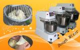 Popular Double Motor / Double Speed Luxury Spiral Mixer (25kg Farinha)