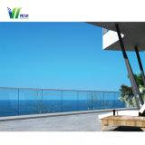 Balustrade-Glaspanel, Sicherheits-Balustrade-lamelliertes Glas