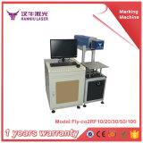 máquina de la marca del laser de los componentes electrónicos 10With20With30W